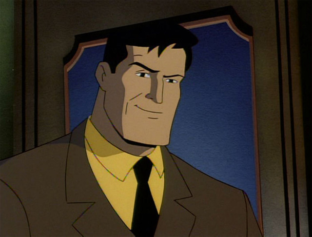 Bruce Wayne in Batman: The Animated Series