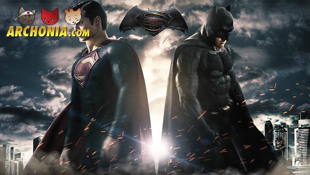 Batman vs. Superman: Dawn of Justice First Look at Ben Affleck as Bruce Wayne