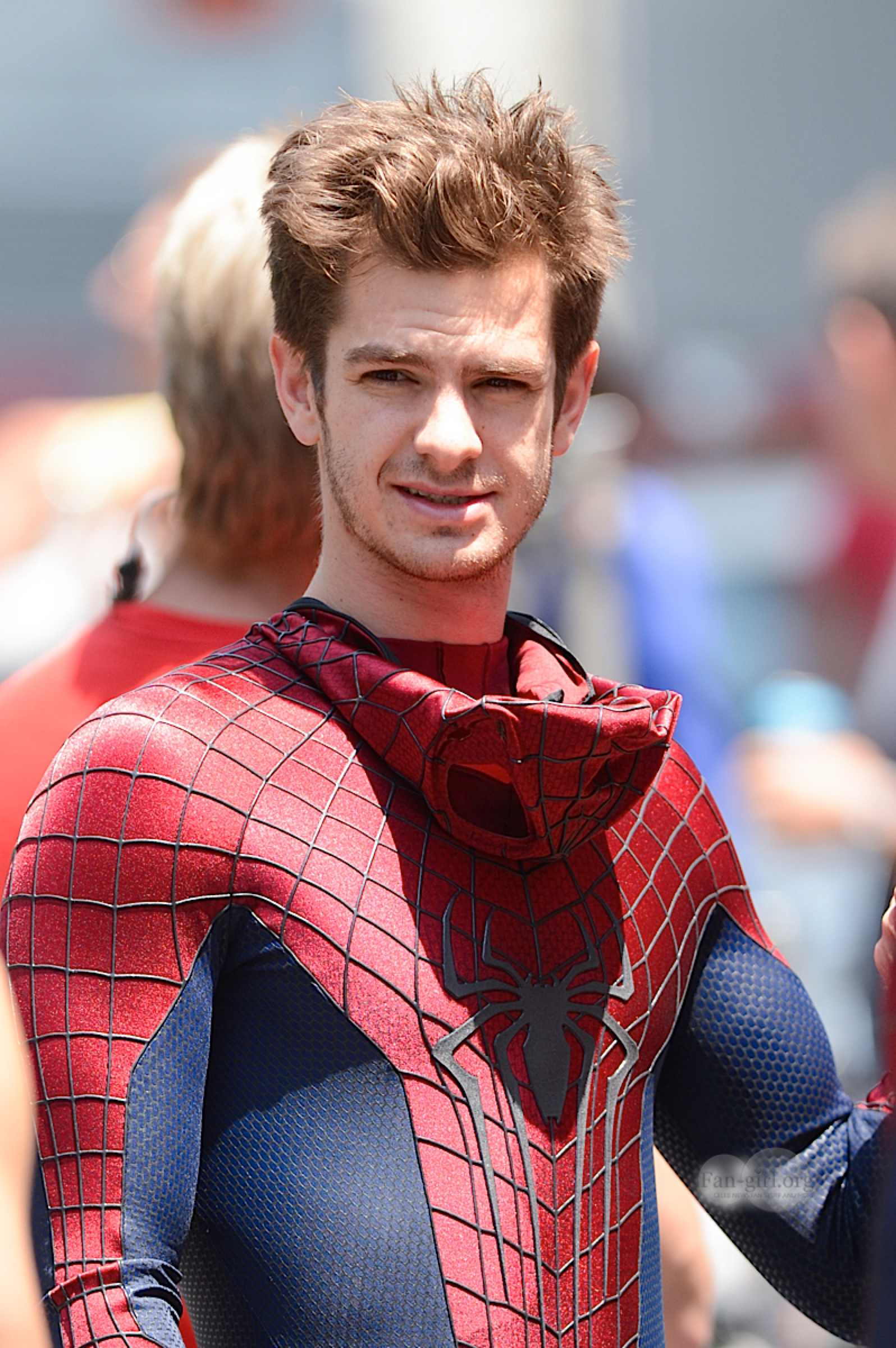 Andrew Garfield - Spider-Man - Top 10 Sexiest, Hottest Superheroes
