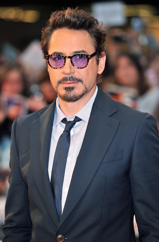 Robert Downey Jr. - Iron Man - Top 10 Sexiest, Hottest Superheroes