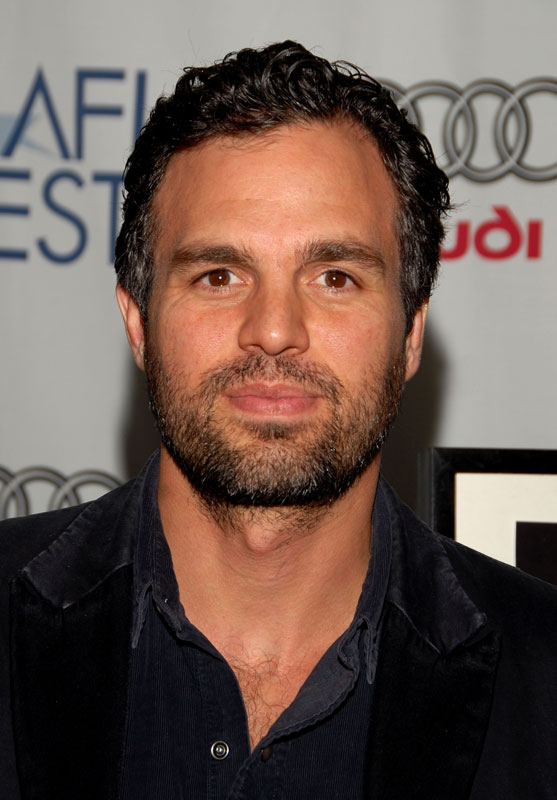 Mark Ruffalo - The Hulk - Top 10 Sexiest, Hottest Superheroes