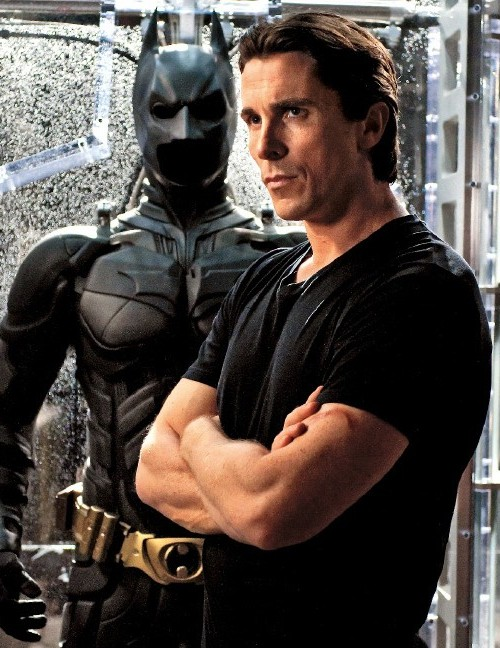 Christian Bale - Batman - Top 10 Sexiest, Hottest Superheroes