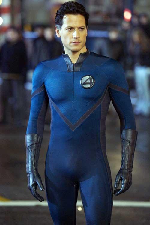 Ioan Gruffudd - Mr. Fantastic - Top 10 Sexiest, Hottest Superheroes