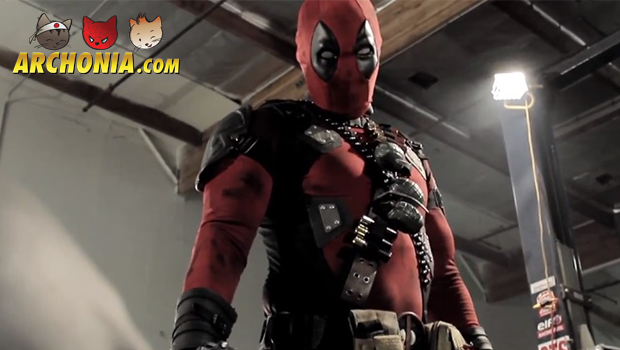 Deadpool movie dragged into production again and coming in 2016