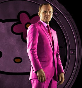 Hello Kitty - Agent Phil Coulson