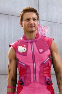 Hello Kitty - Hawkeye