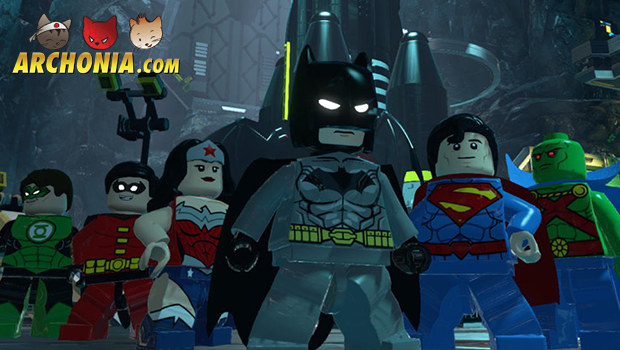 New Lego Batman 3: Beyond Gotham Trailer