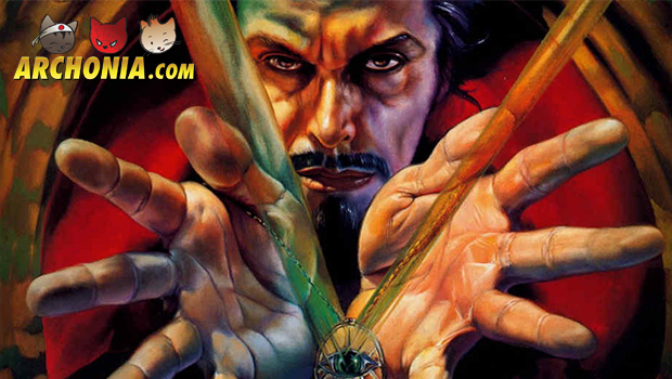 Marvel's Doctor Strange on the verge of being shot in England