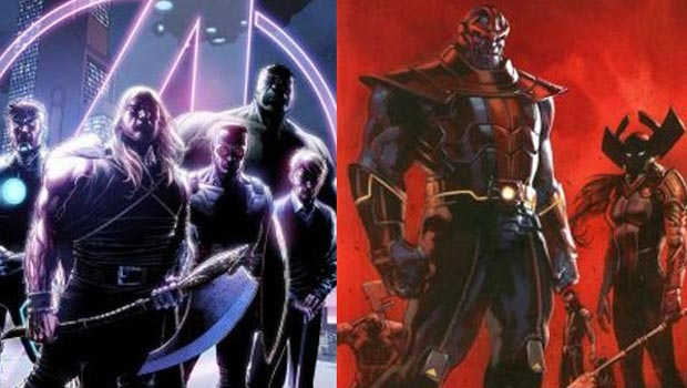 Marvel Comics reboot imminent?
