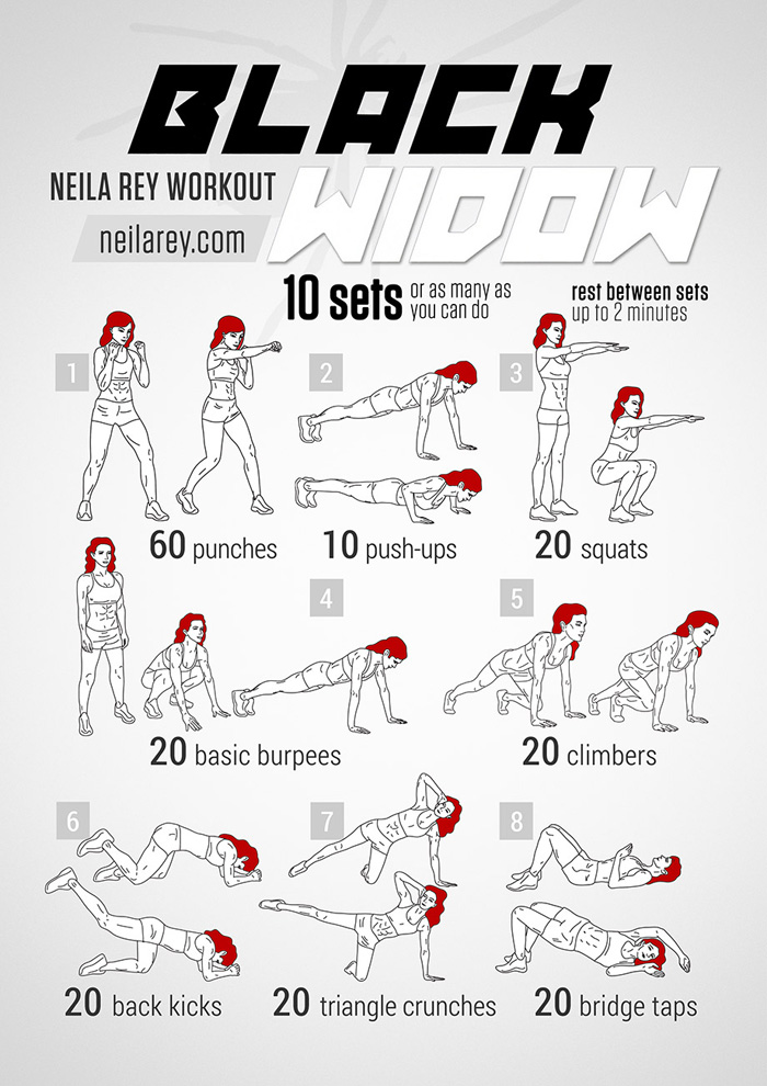 geeky<em>workout</em>Black Widow_Marvel-Workout Wednesday