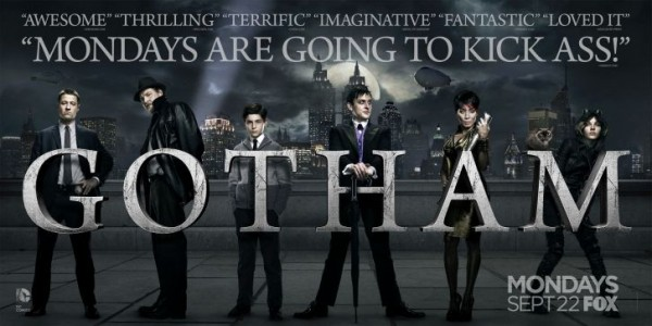 Gotham renewed for season 2