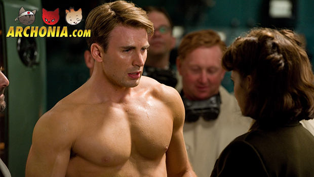 The Top 10 Sexiest Superheroes (Male)