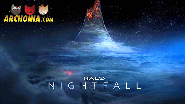 First Look at New TV Series Halo: Nightfall