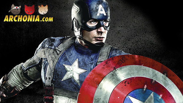 Workout Wednesday: Captain America Workout
