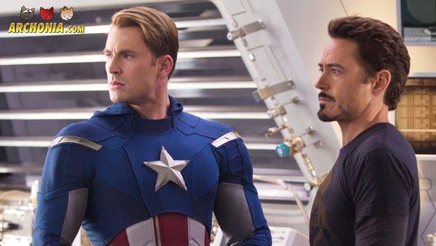 Civil War in Marvel's cinematic universe!?!