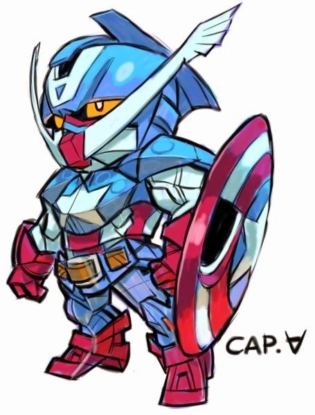 gundam_captain_america