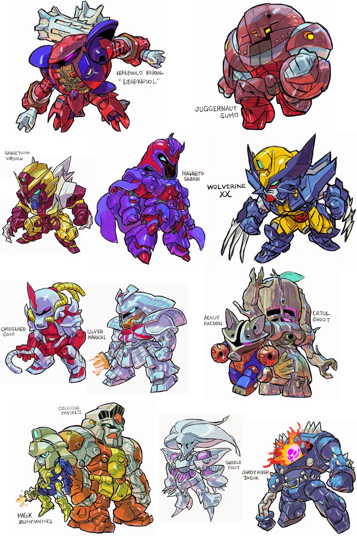gundam_marvel_heroes_art_2