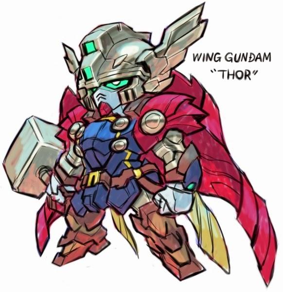 gundam_thor