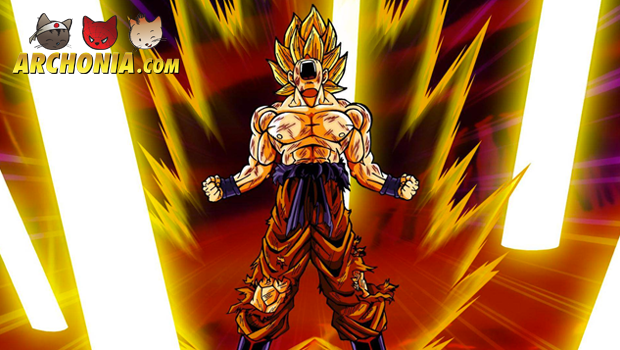 Workout Wednesday: Super Saiyan Workout