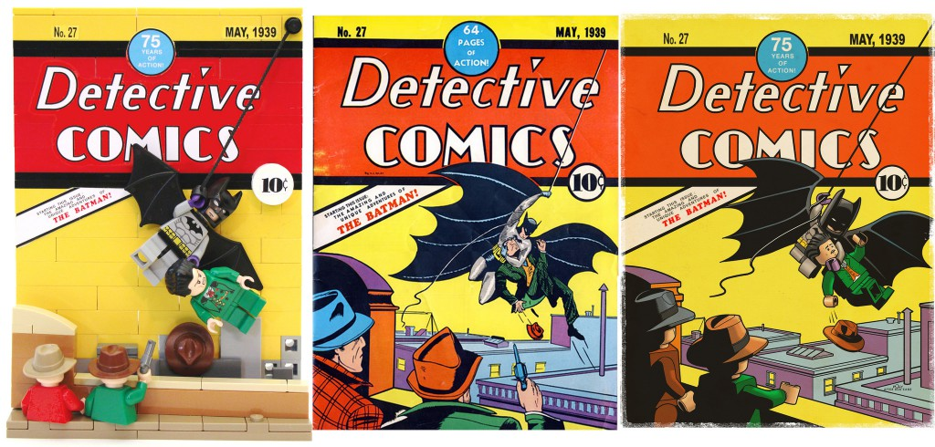 Lego<em>Detective</em>Comics