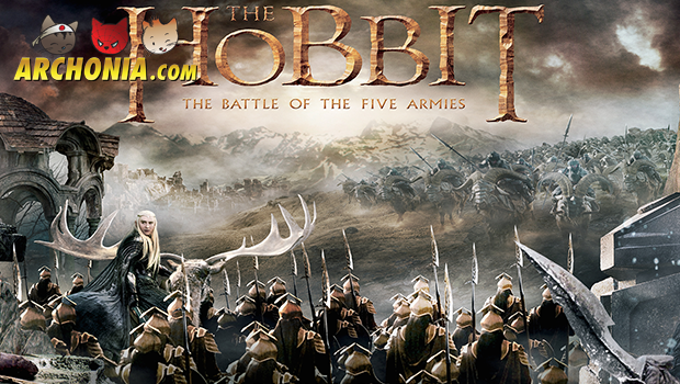 The Hobbit: The Battle of the Five Armies Final Trailer Released!