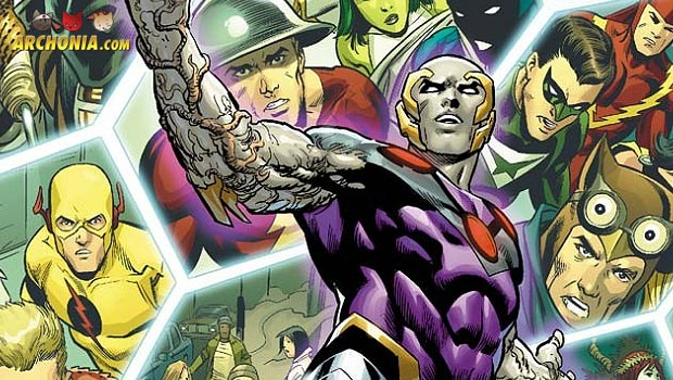 DC Entertainment announces Convergence for 2015!