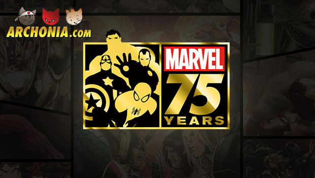 Marvel: 75 Years, From Pulp to Pop! documentary