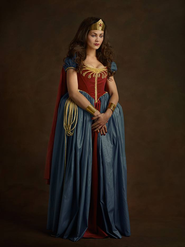 renaissance_superheroes_wonderwoman