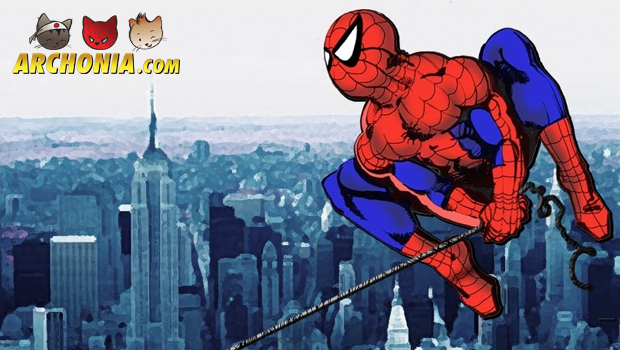 Workout Wednesday: Spider-Man Workout