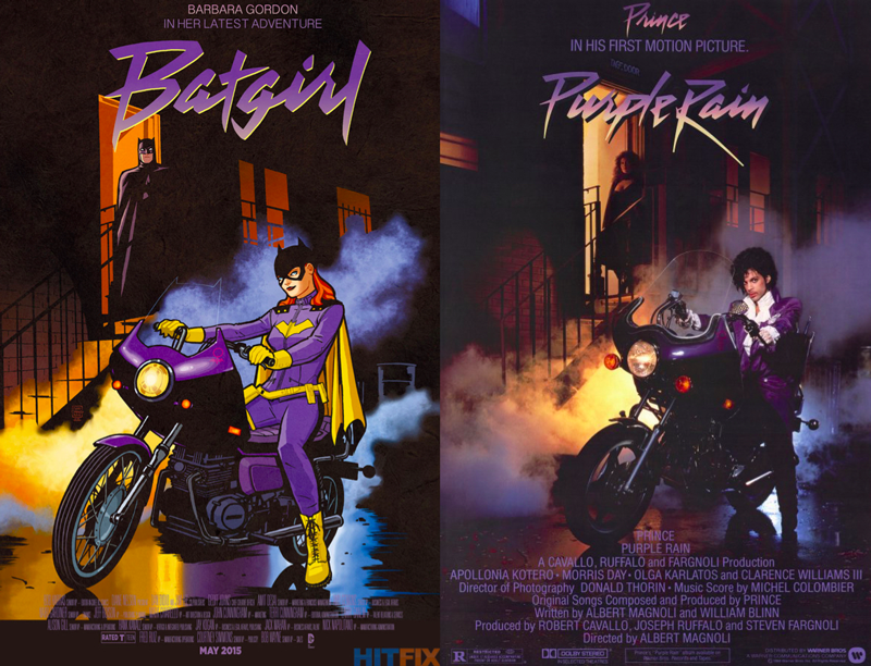 Batgirl---Purple-Rain-DC-Comics