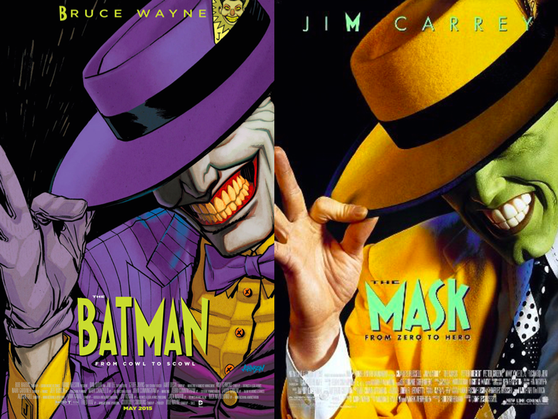 Batman-(The-Joker)---The-Mask--DC-Comics