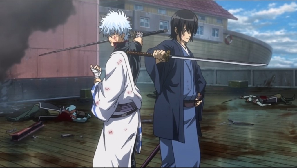 Gintama Anime Screenshot