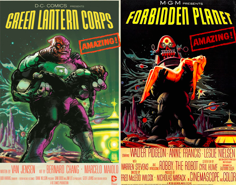 Green-Lantern-Corps---Forbidden-Planet---DC-Comics