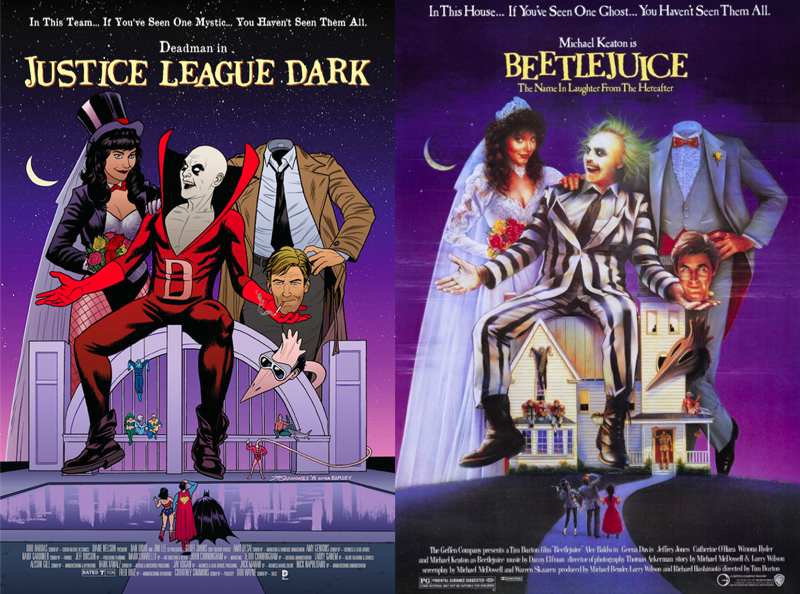 Justice-League-Dark---Beetlejuice---DC-Comics
