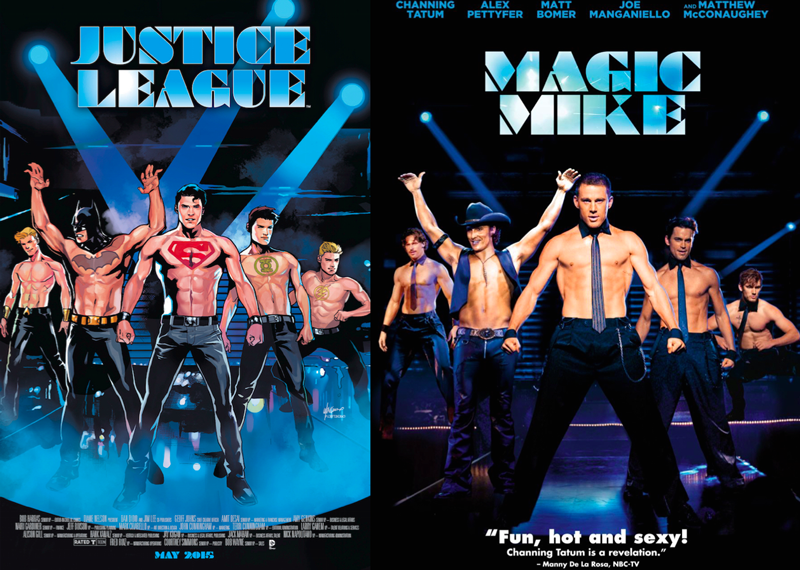 Justice-League---Magic-Mike--DC-Comics