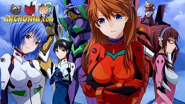 Neon Genesis Evangelion Coming to Blu-ray