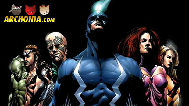 Vin Diesel to Star in Marvel's Inhumans?