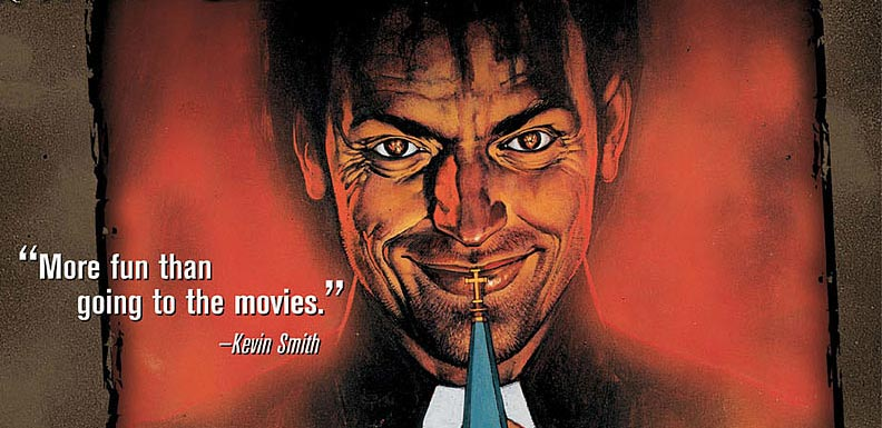 AMC orders Preacher pilot episode