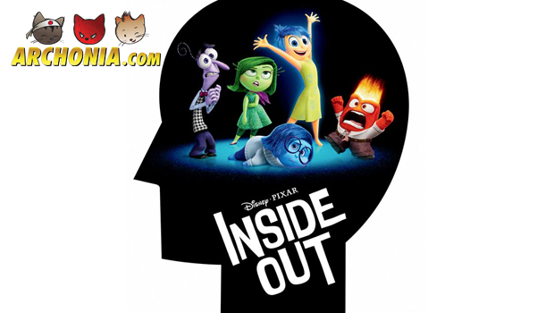 Disney and Pixar's Newest Movie Inside Out Looks Awesome