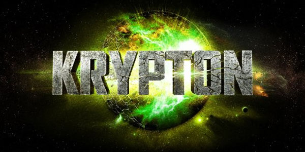 Krypton on TV