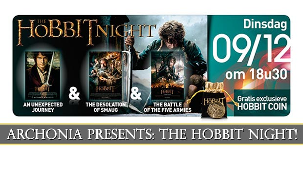 Archonia invites you to The Hobbit Night!