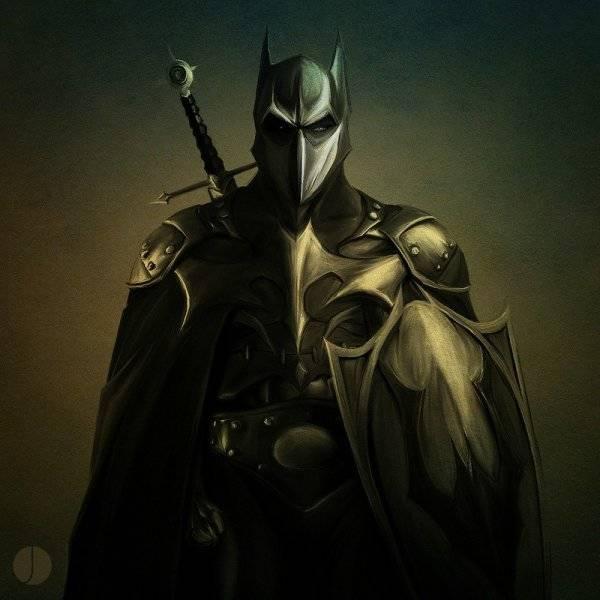 renaissance batman