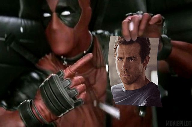 Ryan Reynolds is Deadpool
