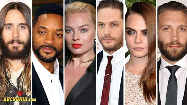 Breaking: Suicide Squad movie cast confirmed!
