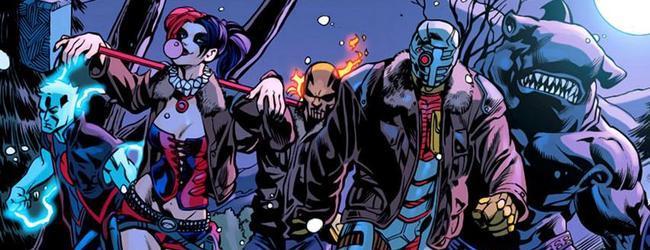 Suicide Squad Movie Cast Confirmed - Comic Book sample
