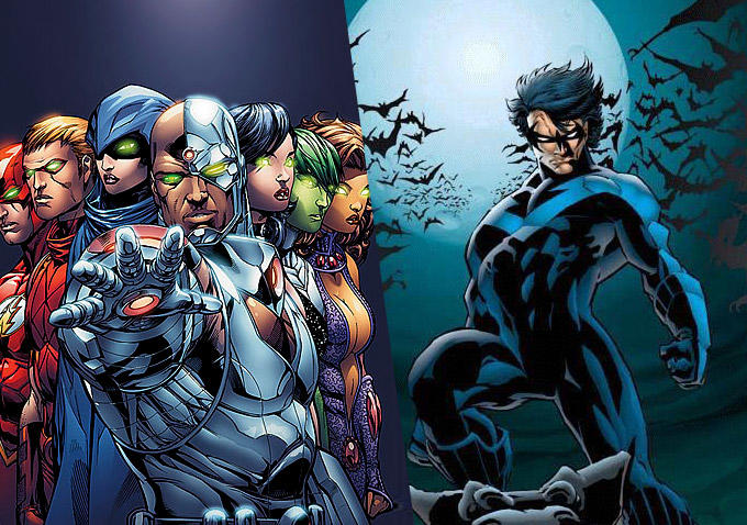 DC Comics' Titans coming to TV?