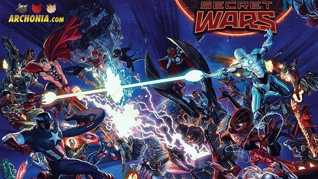 Marvel Universe as we know it will end in Secret Wars