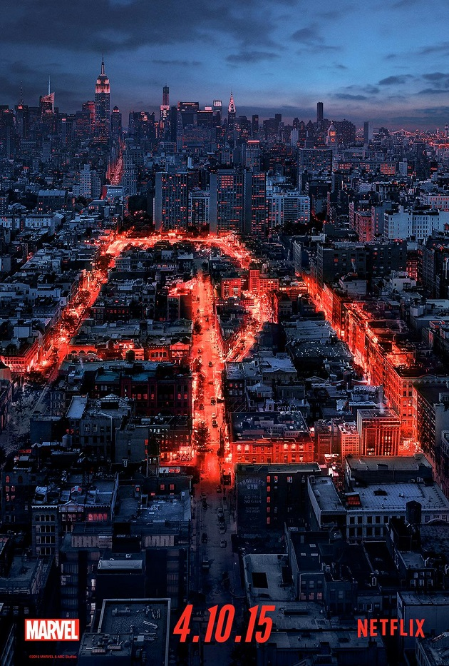 Marvel's Daredevil on NetFlix