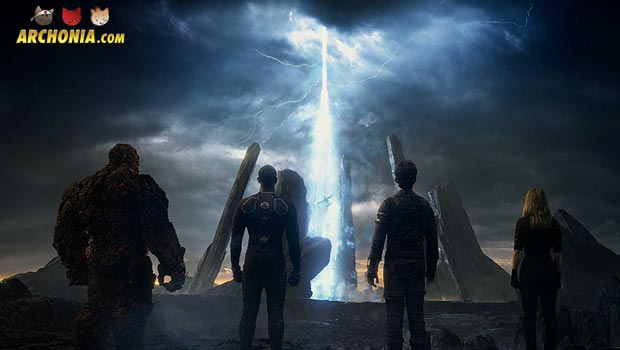Fantastic Four Teaser Trailer