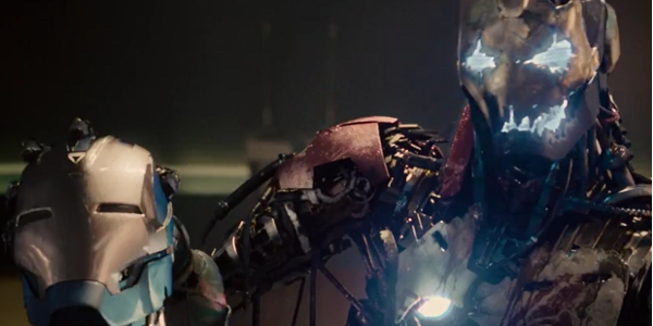 Ultron prototype in Avengers